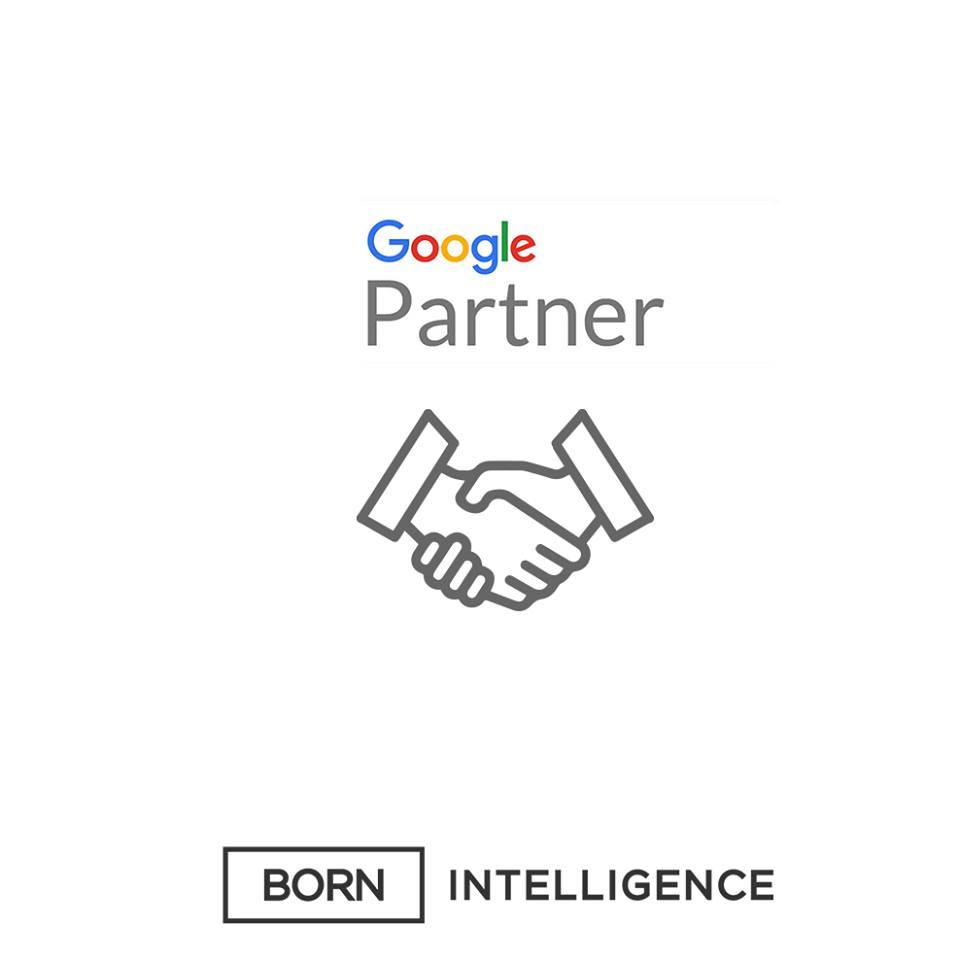 Born Intelligence, Google, Google Partner, Google Partnership, Google Partnership Benefits