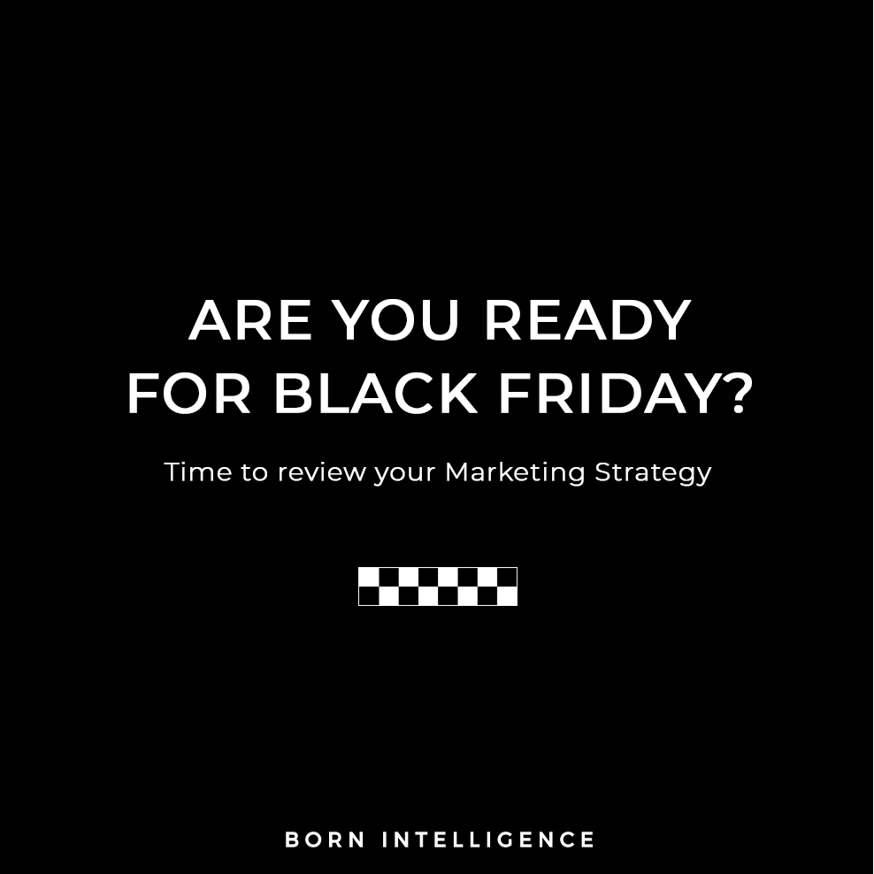 Born Intelligence, Black Friday, Black Friday 2020, Black Friday Sale, Black Friday Marketing, Black Friday Marketing Strategy, Ultimate Black Friday Marketing Strategy, Best Black Friday Marketing Strategy, Creative Black Friday Marketing Strategy, Cyber Monday, Christmas, Online, online shop, marketing, strategy, black friday marketing south africa, Deals, offers, promotions, specials, special offers,
