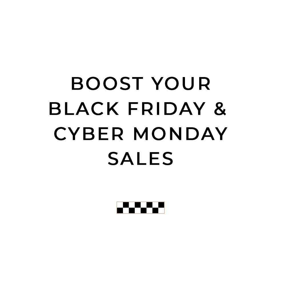 Born Intelligence, Black Friday, Black Friday Sale, Black Friday Marketing, Cyber Monday, Cyber Monday Sale, Cyber Monday Marketing, Make Sales, How to make sales,